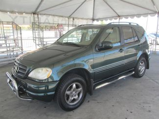 2000 Mercedes-Benz ML320 Gardena, California