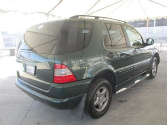 2000 Mercedes-Benz ML320 Gardena, California 2