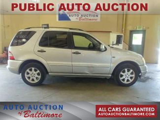 2000 Mercedes-Benz ML430  | JOPPA, MD | Auto Auction of Baltimore  in Joppa MD