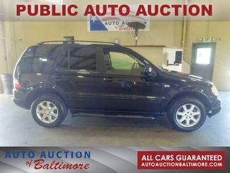 2000 Mercedes-Benz ML430  | JOPPA, MD | Auto Auction of Baltimore  in Joppa MD