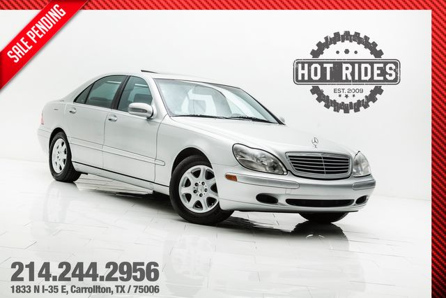 2000 Mercedes-Benz S430 in Carrollton, TX 75006