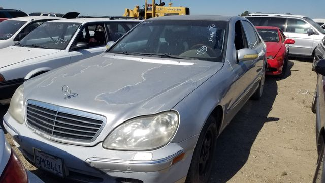 2000 Mercedes-Benz S430 in Orland, CA 95963