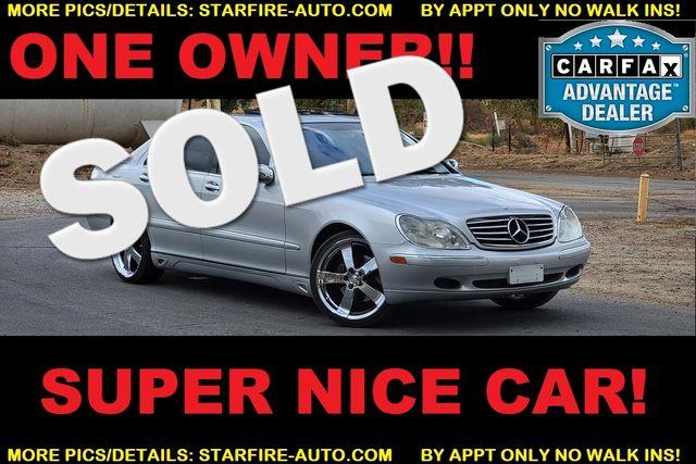 2000 Mercedes-Benz S430 SUPER NICE CAR in Santa Clarita, CA 91390