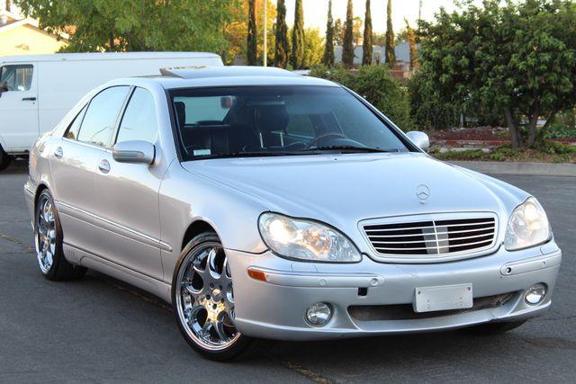 ... 2000 Mercedes Benz S500 LORINSER XENON ORIGINAL In Woodland Hills CA,  91367 ...