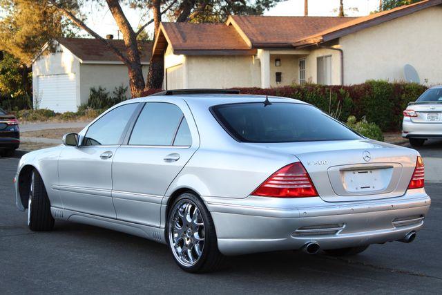 Elegant ... 2000 Mercedes Benz S500 LORINSER XENON ORIGINAL In Woodland Hills CA,  91367 ...
