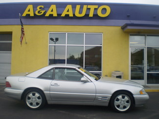 2000 Mercedes-Benz SL500 in Englewood CO, 80110