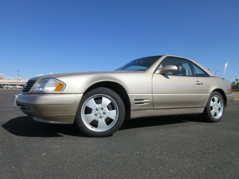 2000 Mercedes-Benz SL500  in , Colorado
