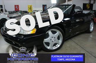 2000 Mercedes-Benz SL500 Sport AMG | Tempe, AZ | ICONIC MOTORCARS, Inc. in Tempe AZ