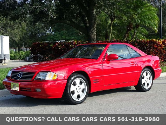 2000 mercedes benz sl500 convertible west palm beach florida the palm beach collection 2000 mercedes benz sl500 convertible