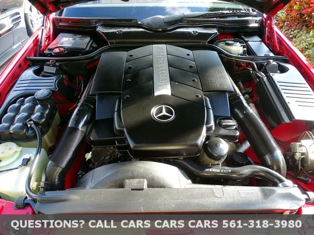 2000 Mercedes-Benz SL500 Convertible in West Palm Beach, Florida 33411
