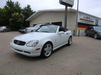 2000 Mercedes-Benz SLK230 Kompressor in Addison, TX 75001