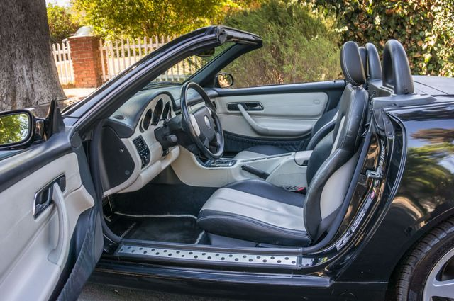 2000 Mercedes-Benz SLK230 Kompressor Reseda, CA 26
