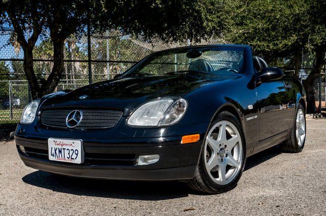 2000 Mercedes-Benz SLK230 Kompressor Reseda, CA 45