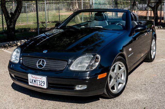 2000 Mercedes-Benz SLK230 Kompressor Reseda, CA 47