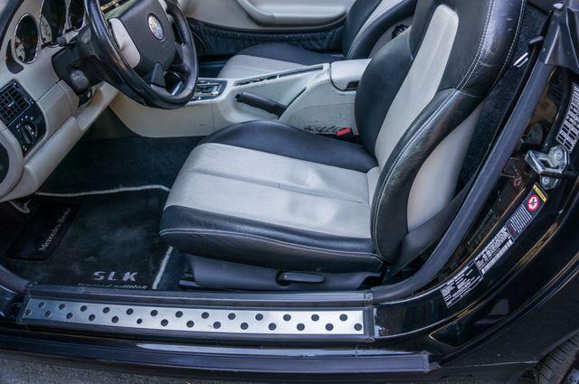 2000 Mercedes-Benz SLK230 Kompressor Reseda, CA 27