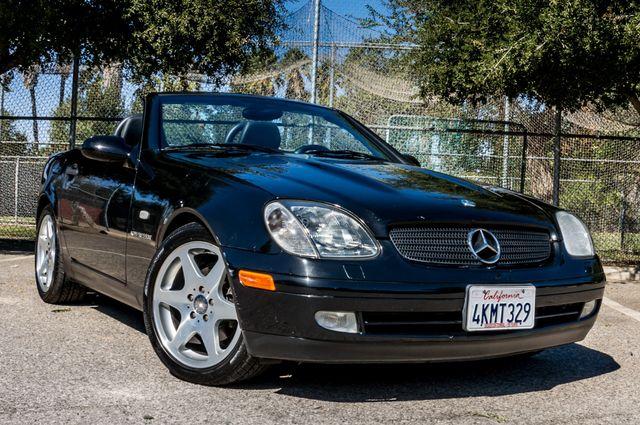 2000 Mercedes-Benz SLK230 Kompressor Reseda, CA 51