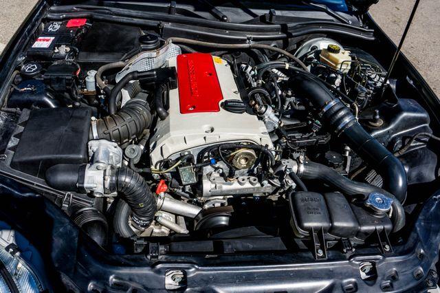 2000 Mercedes-Benz SLK230 Kompressor Reseda, CA 56