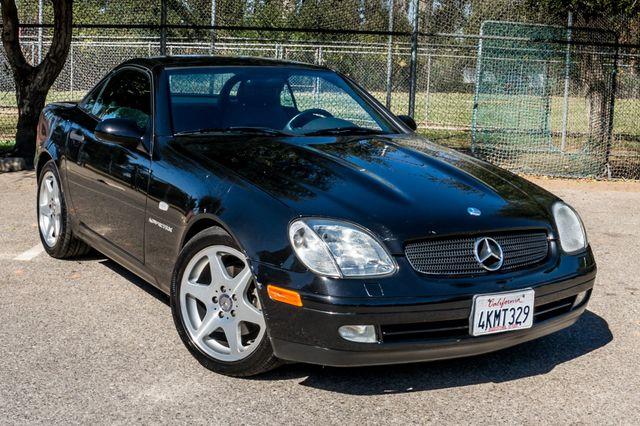 2000 Mercedes-Benz SLK230 Kompressor Reseda, CA 50