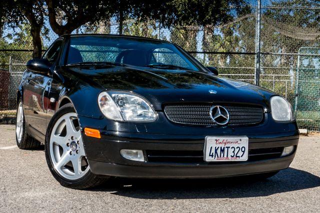 2000 Mercedes-Benz SLK230 Kompressor Reseda, CA 6