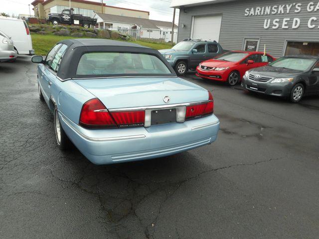 2000 Mercury Grand Marquis LS New Windsor, New York 3