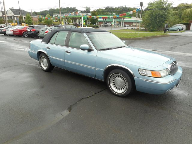 2000 Mercury Grand Marquis LS New Windsor, New York 8
