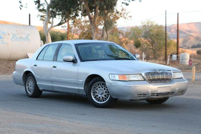2000 Mercury Grand Marquis GS Santa Clarita, CA 3