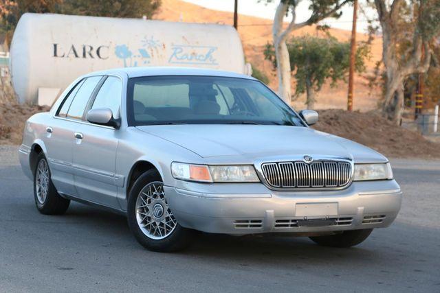 2000 Mercury Grand Marquis GS Santa Clarita, CA 4