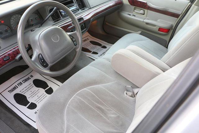 2000 Mercury Grand Marquis GS Santa Clarita, CA 9