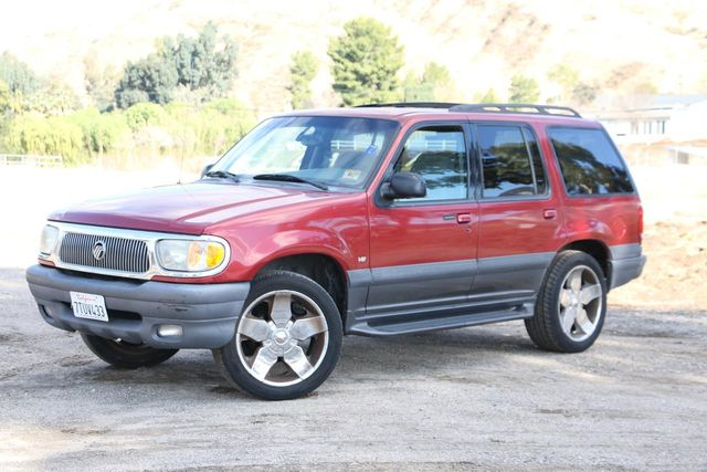 2000 Mercury Mountaineer AWD Santa Clarita, CA 1