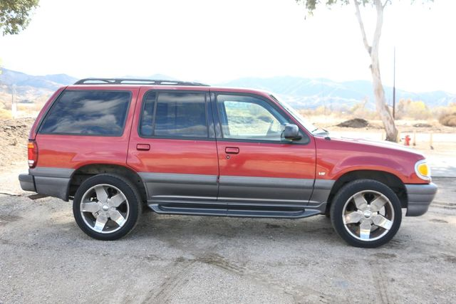 2000 Mercury Mountaineer AWD Santa Clarita, CA 12
