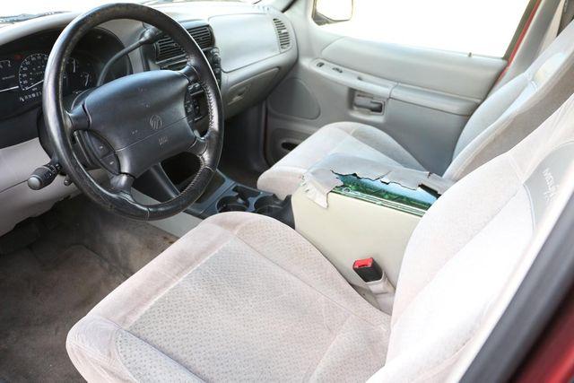 2000 Mercury Mountaineer AWD Santa Clarita, CA 8