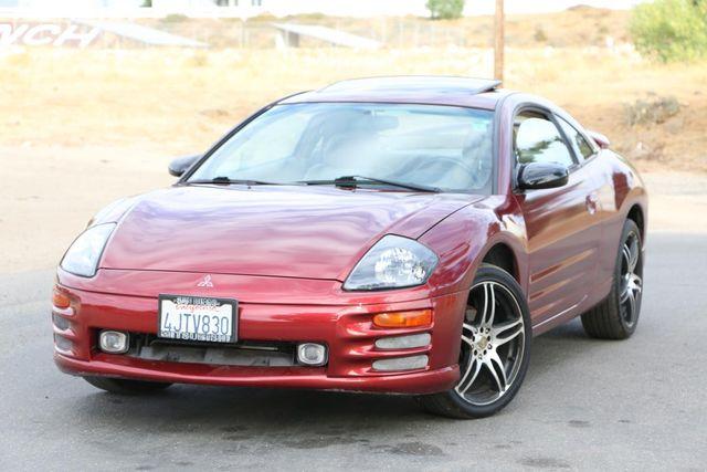 2000 Mitsubishi Eclipse GS Santa Clarita, CA 4