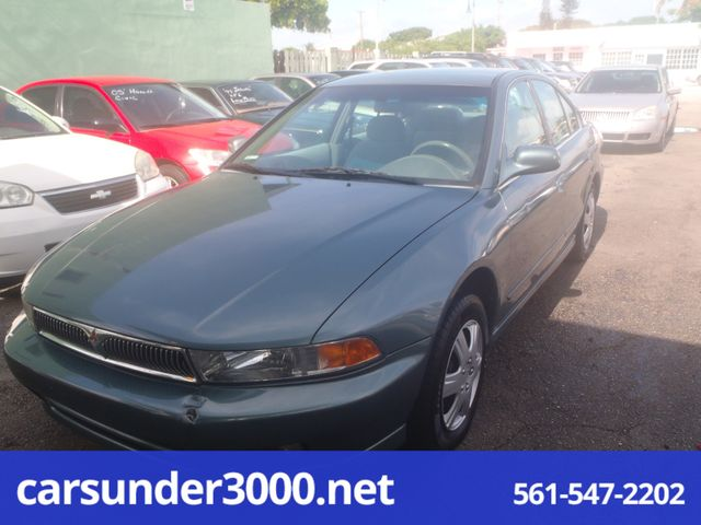 2000 Mitsubishi Galant ES Lake Worth , Florida