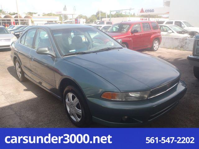 2000 Mitsubishi Galant ES Lake Worth , Florida 2