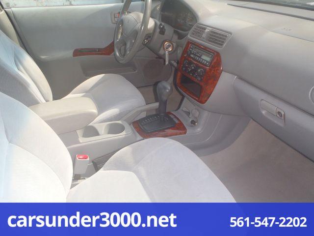 2000 Mitsubishi Galant ES Lake Worth , Florida 5