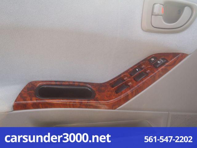 2000 Mitsubishi Galant ES Lake Worth , Florida 7