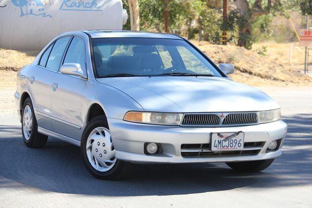 2000 Mitsubishi Galant ES Santa Clarita, CA 3