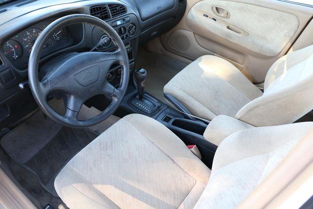 2000 Mitsubishi Mirage DE Santa Clarita, CA 8