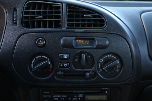 2000 Mitsubishi Mirage DE Santa Clarita, CA 19