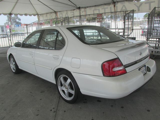 2000 Nissan Altima SE Gardena, California 1