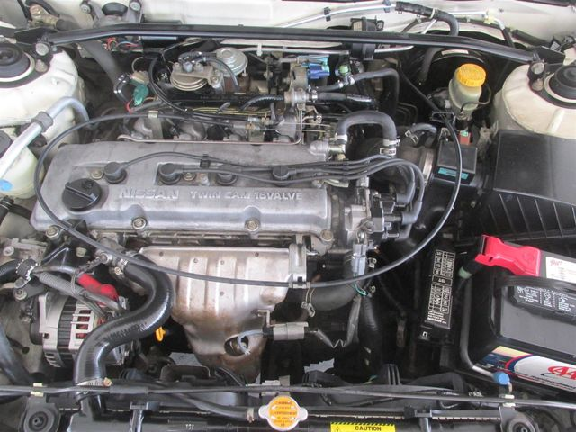 2000 Nissan Altima SE Gardena, California 15