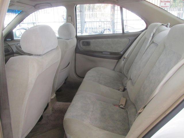 2000 Nissan Altima SE Gardena, California 10