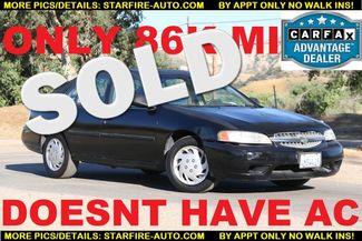2000 Nissan Altima XE Santa Clarita, CA