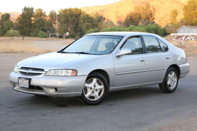 2000 Nissan Altima GXE Santa Clarita, CA 1