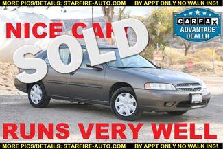 2000 Nissan Altima GXE Santa Clarita, CA