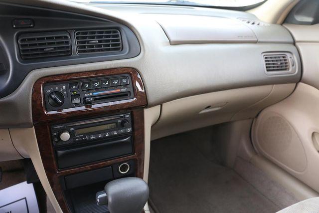 2000 Nissan Altima GXE Santa Clarita, CA 18