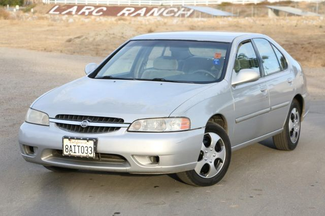 2000 Nissan Altima XE Santa Clarita, CA 4