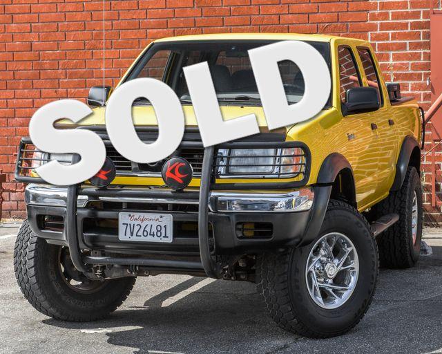 2000 Nissan Frontier SE Burbank, CA