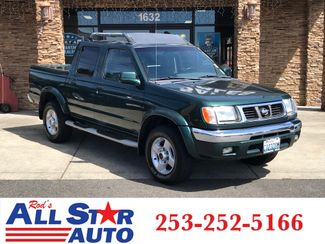2000 Nissan Frontier XE 4WD in Puyallup Washington, 98371