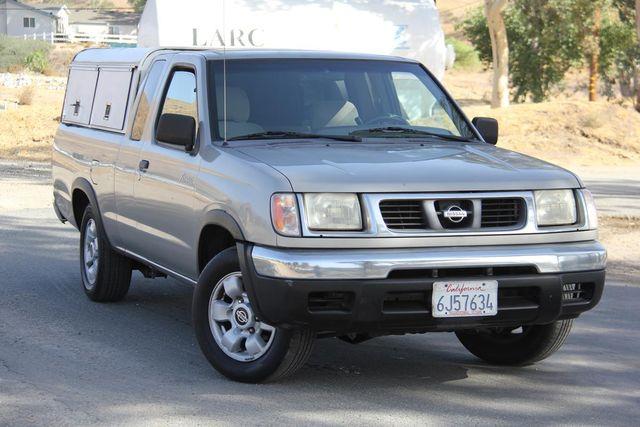 2000 Nissan Frontier XE Santa Clarita, CA 3